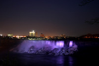 Niagara Falls Purple #2